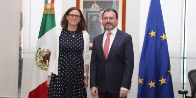 VENEZUELA: UE ve mucho compromiso de México para cerrar nuevo acuerdo comercial