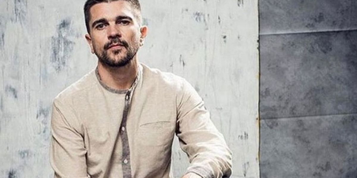¿Imaginas a Juanes de niño?