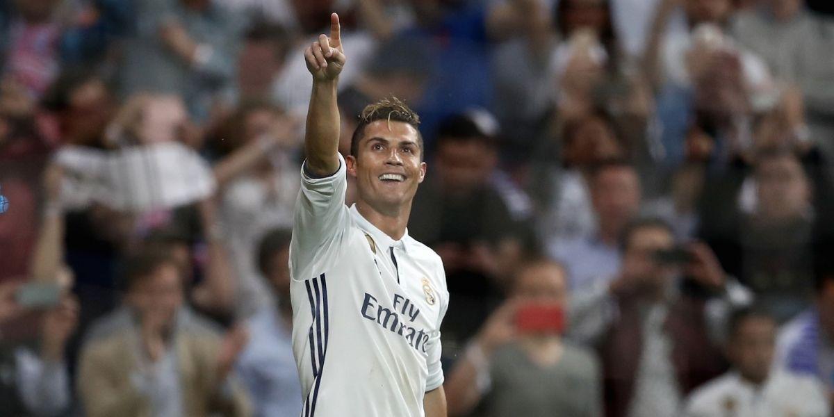 Señalan que Cristiano Ronaldo es un adicto al sexo