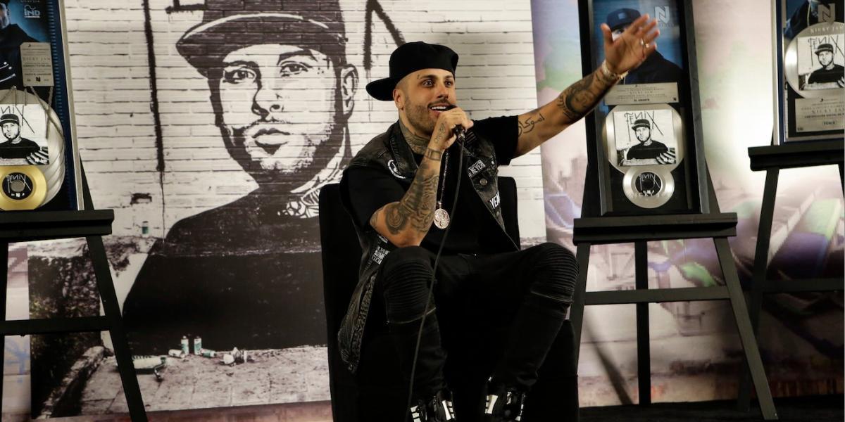 """Nicky Jam aclara que nunca se negó a interpretar el tema de """"Despacito"""""""