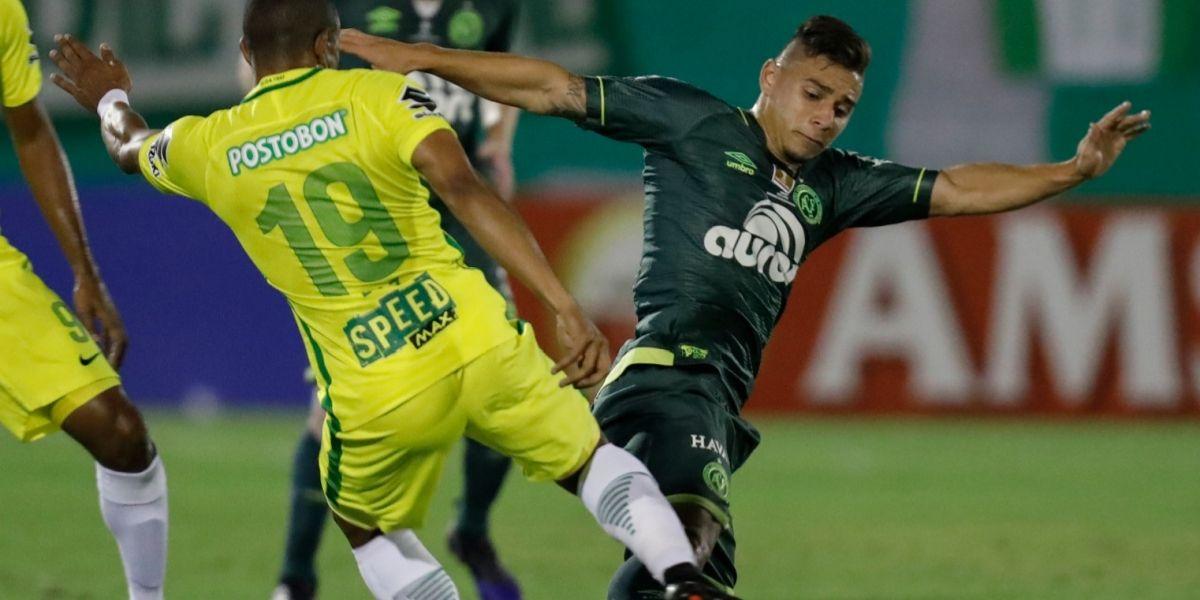 Recopa Sudamericana 2017: Nacional derrotó en el global 5-2 a Chapecoense