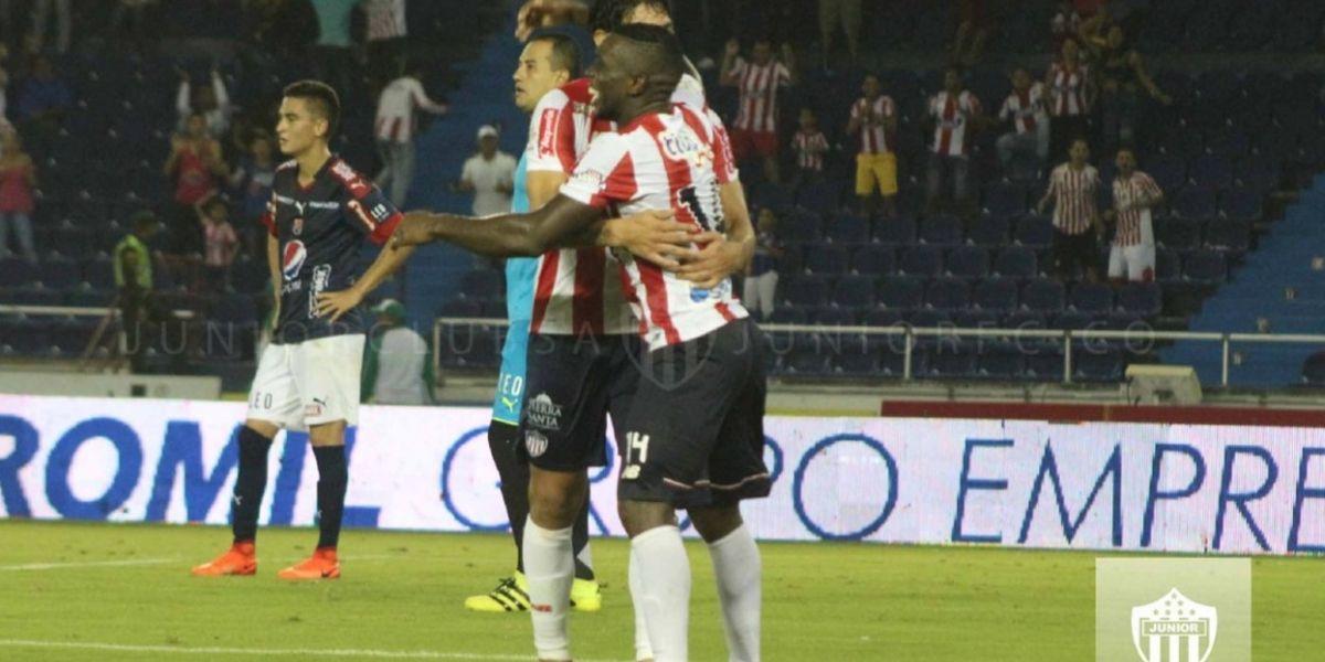 El eliminado Junior recibe a un urgido Bucaramanga
