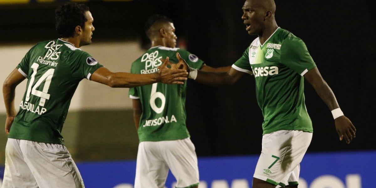 Deportivo Cali perdió pero por el gol de visitante clasificó en la Conmebol Sudamericana 2017