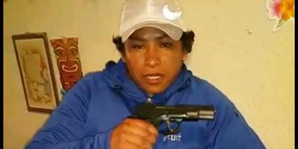 """Marero que grabó video """"hasta la morgue"""" es el reo fallecido en ataque en Chimaltenango"""