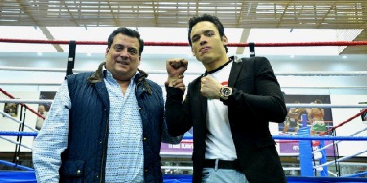 Chávez Jr. ya no tiene nada que hacer en el boxeo, considera Sulaimán