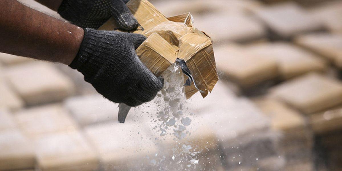 Interceptan en España 176 kilos de cocaína en contenedor de cacao de Ecuador