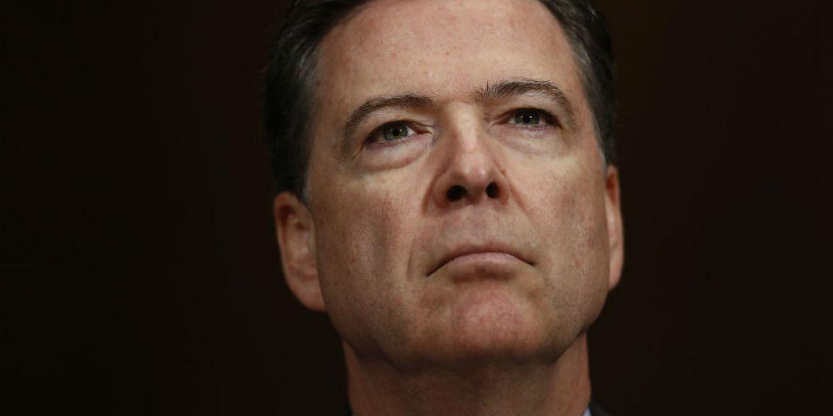 Trump despide James Comey, director del FBI