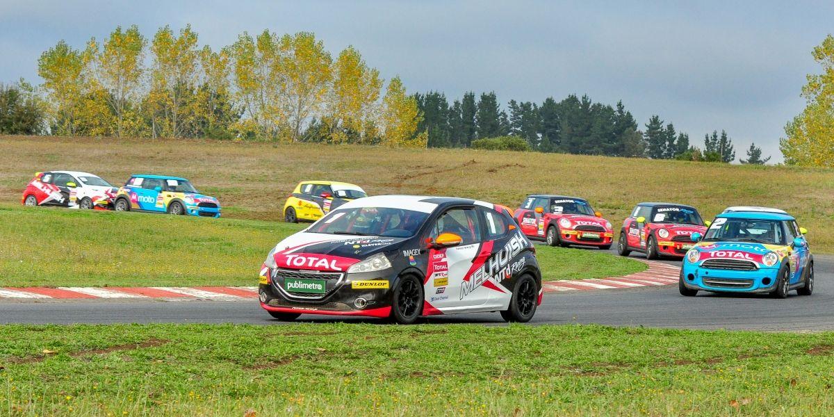 Ignacio Casale dará el vamos a la tercera fecha del Total TP Race by Dunlop