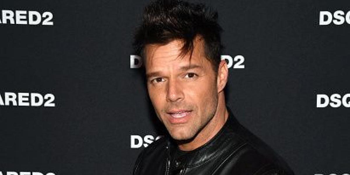 Primeras imágenes de Ricky Martin y Edgar Ramírez en Versace: American Crime Story