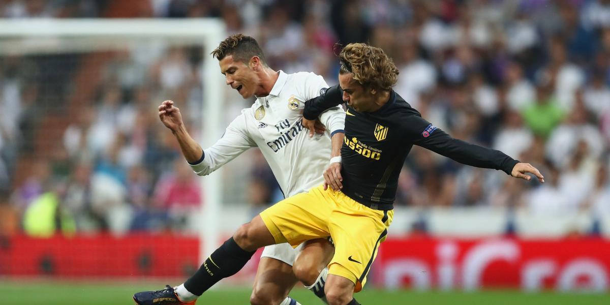¿Remontada? Madrid se paraliza con una edición más del Derbi