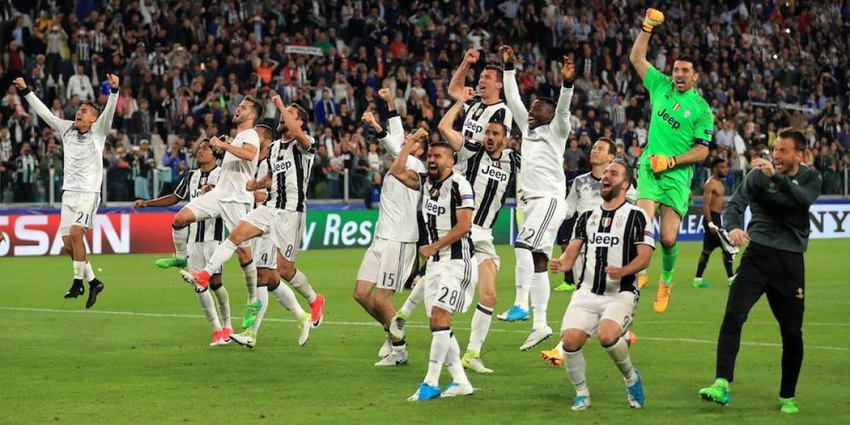 Juventus regresa a la final de la Champions League