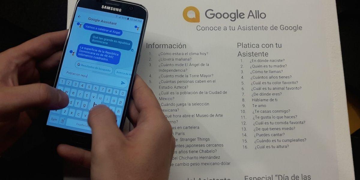 El Asistente de Google ya está disponible en español