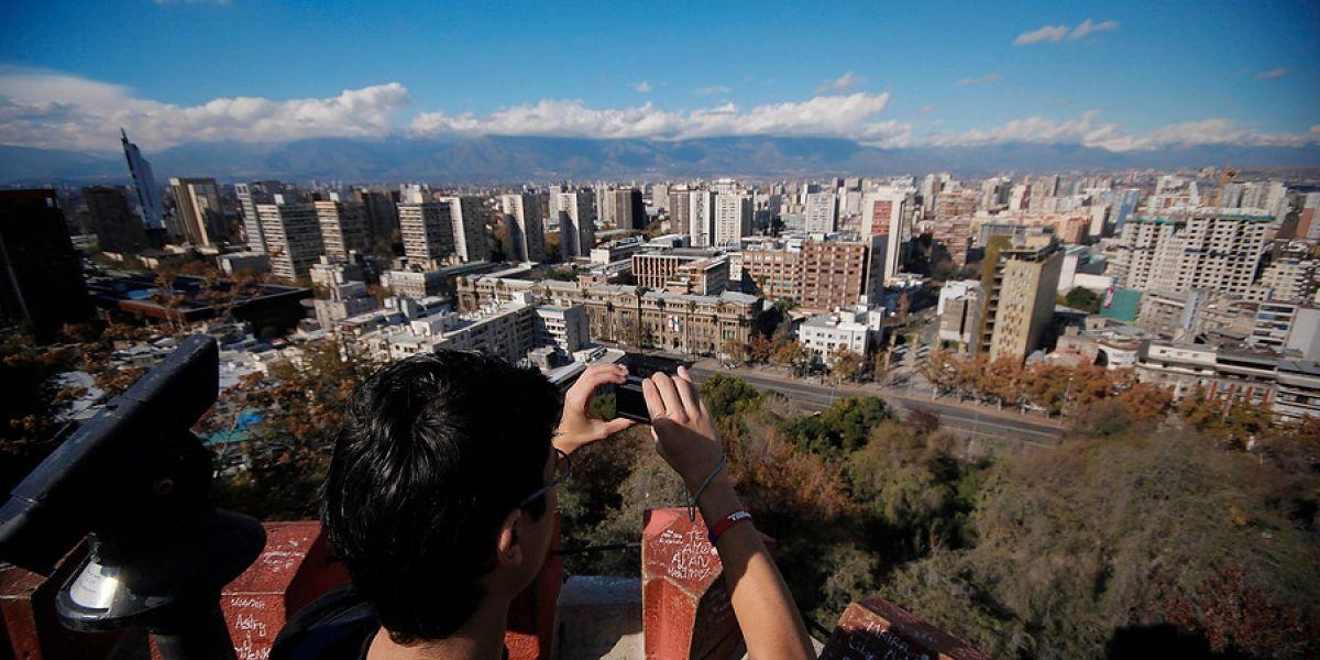 1,4 millones de habitantes del Gran Santiago empeoraron su calidad de vida en los últimos 5 años