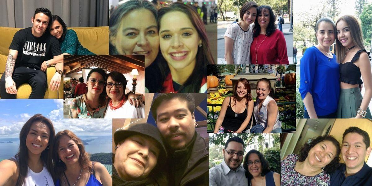 10 famosos guatemaltecos nos hablan de sus mamás