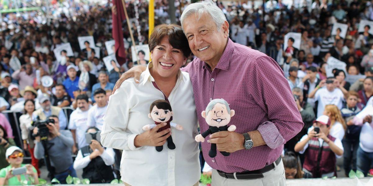 Aceptaré derrota en el Edomex si las elecciones son limpias: López Obrador
