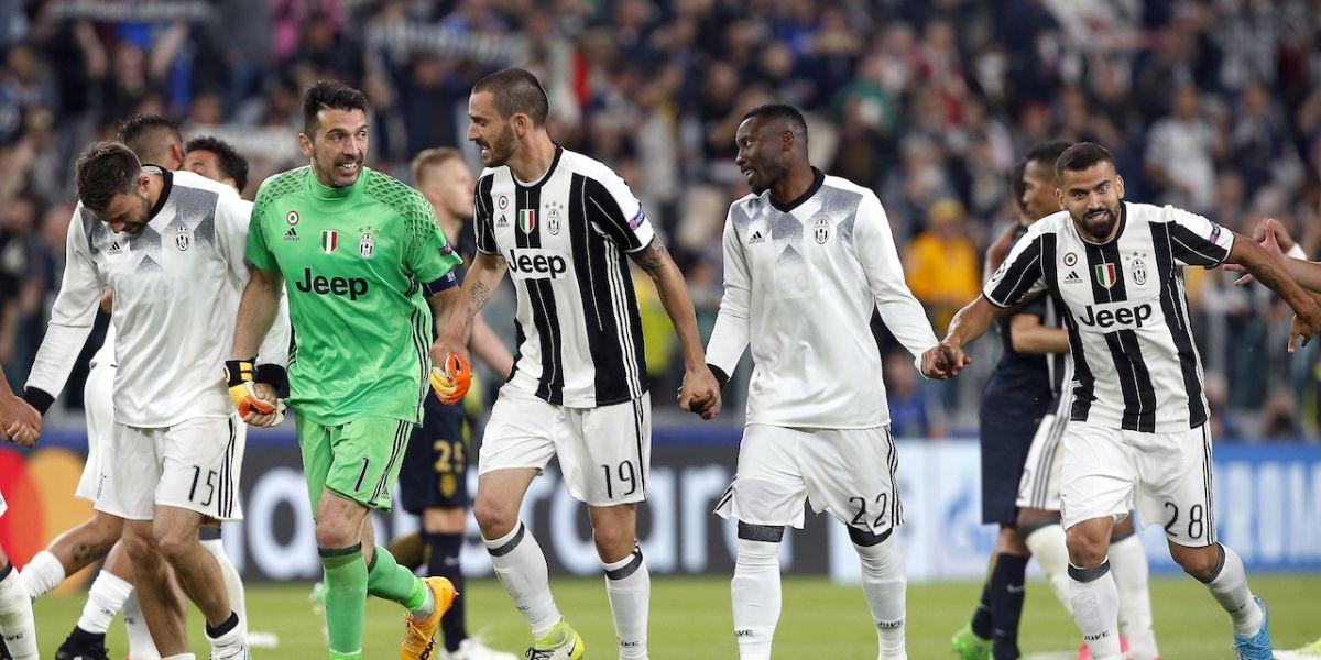Juventus pasa a la final de la Liga de Campeones