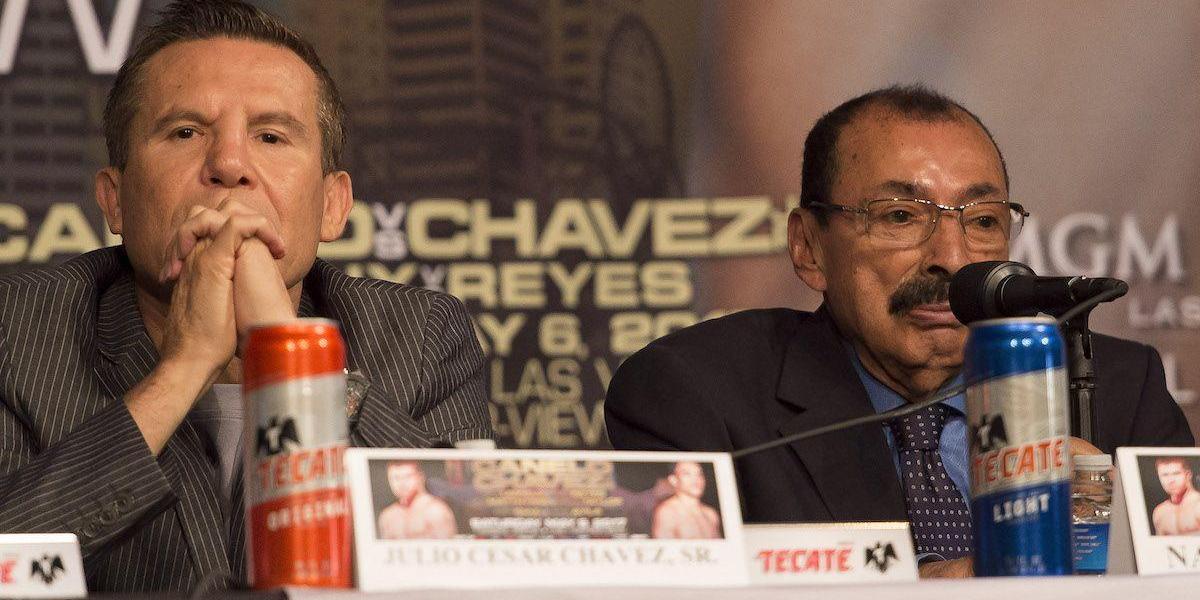 """""""Que me regalara un pinche round tirando golpes"""": JC Chávez le reclamó al Junior"""