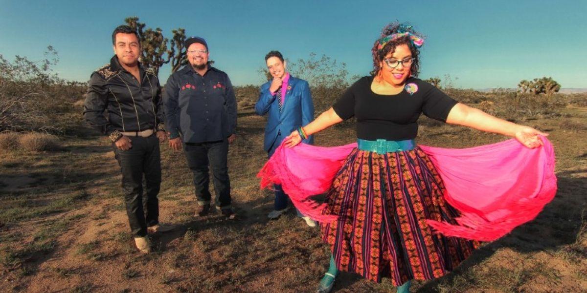 La Santa Cecilia se prepara para Rock Al Parque 2017