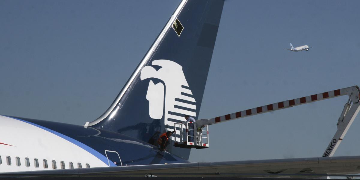 Aeroméxico cambia de terminal en el Aeropuerto Internacional JFK de NY