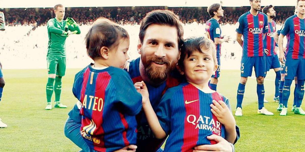 Messi presume en Facebook uno de sus tesoros más increíbles