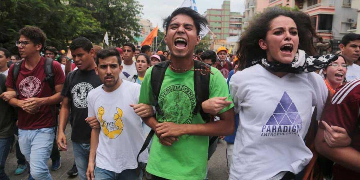 Venezolanos de Grandes Ligas abogan por la paz en su país