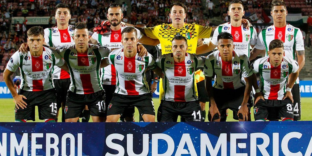 El once de Palestino que buscará la remontar la llave frente a Atlético Venezuela