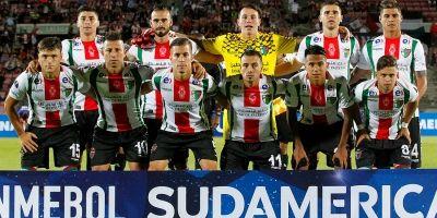 Palestino en dramática definición a penales consigue triunfo en Copa Sudamericana