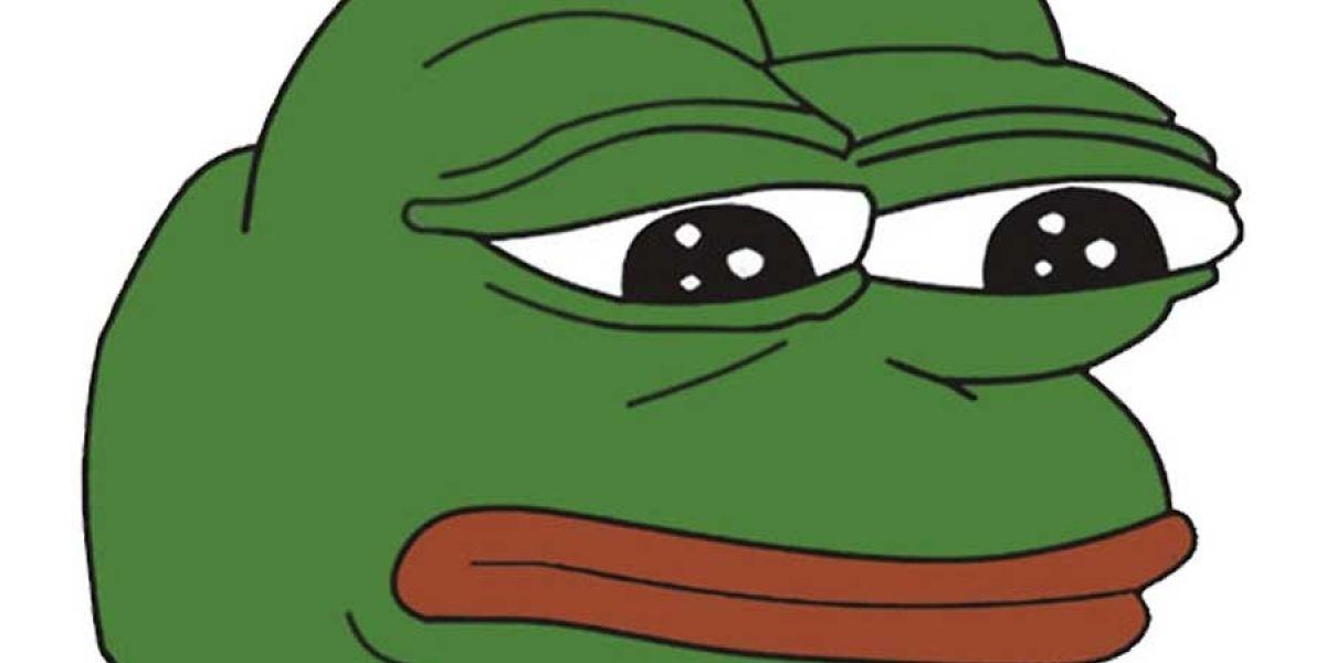 Muere la Rana Pepe, famosa en memes de internet