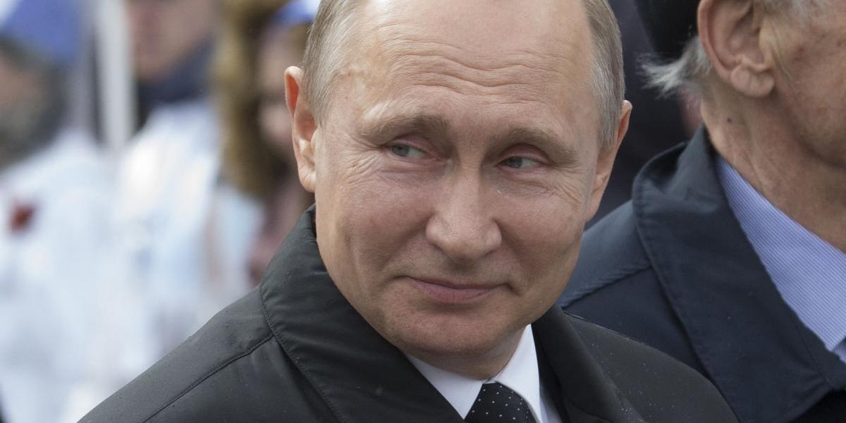 Vladimir Putin pide unidad internacional en el Día de la Victoria