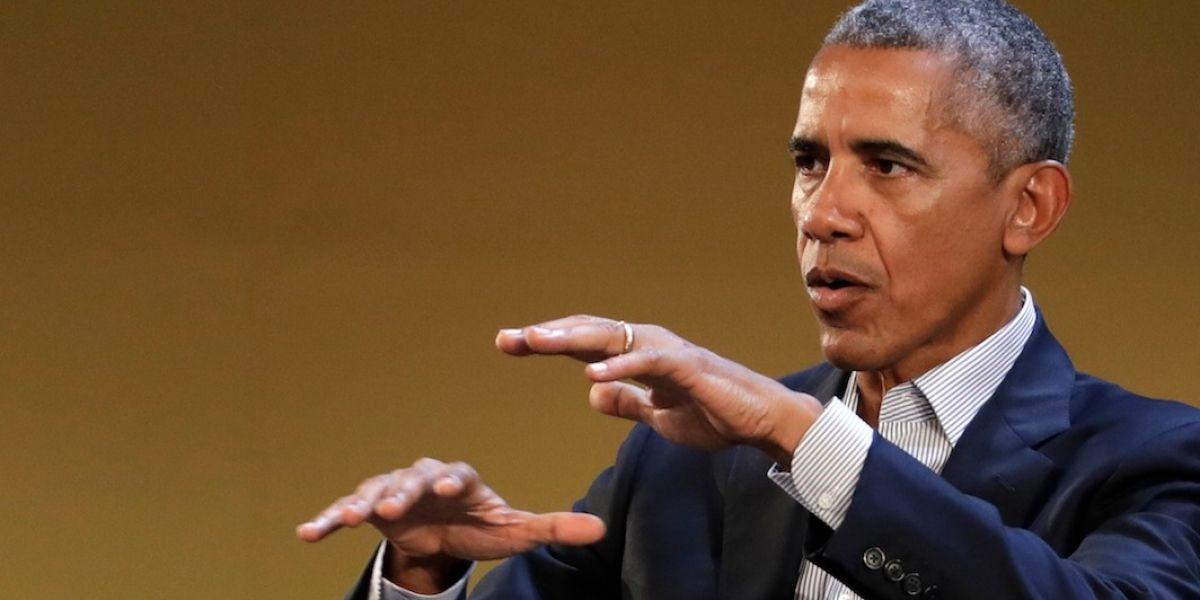 Obama: Sector privado es socio clave contra cambio climático