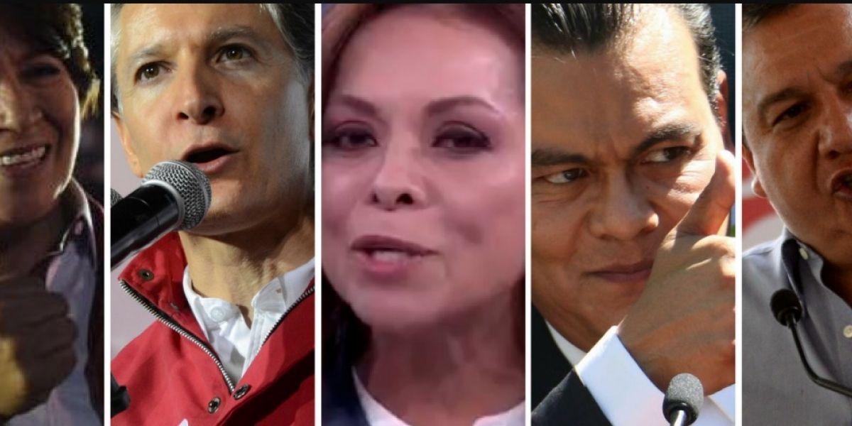 Esto es lo que debes saber del segundo debate de los candidatos al Edomex