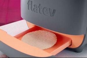 Haz tus propias tortillas con este dispositivo