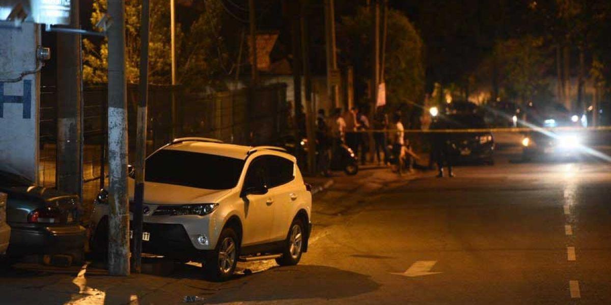 Abogada muere baleada en la finca El Zapote, zona 2