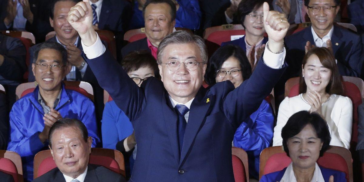 Nuevo gobierno Corea del Sur tendrá en México a un socio para dialogar: Peña Nieto