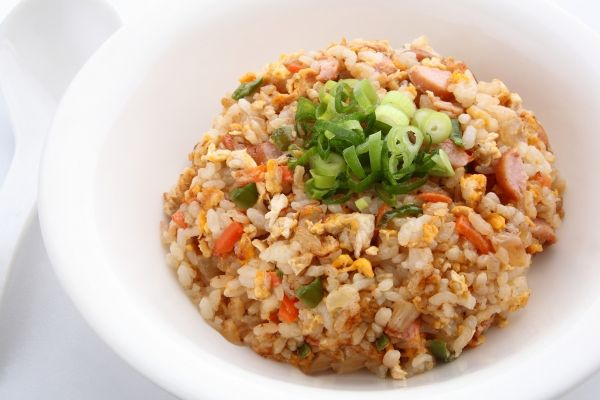 Fried Rice, Chinese Food
