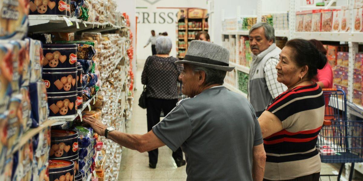 Inflación llega a su nivel más alto desde el 2009