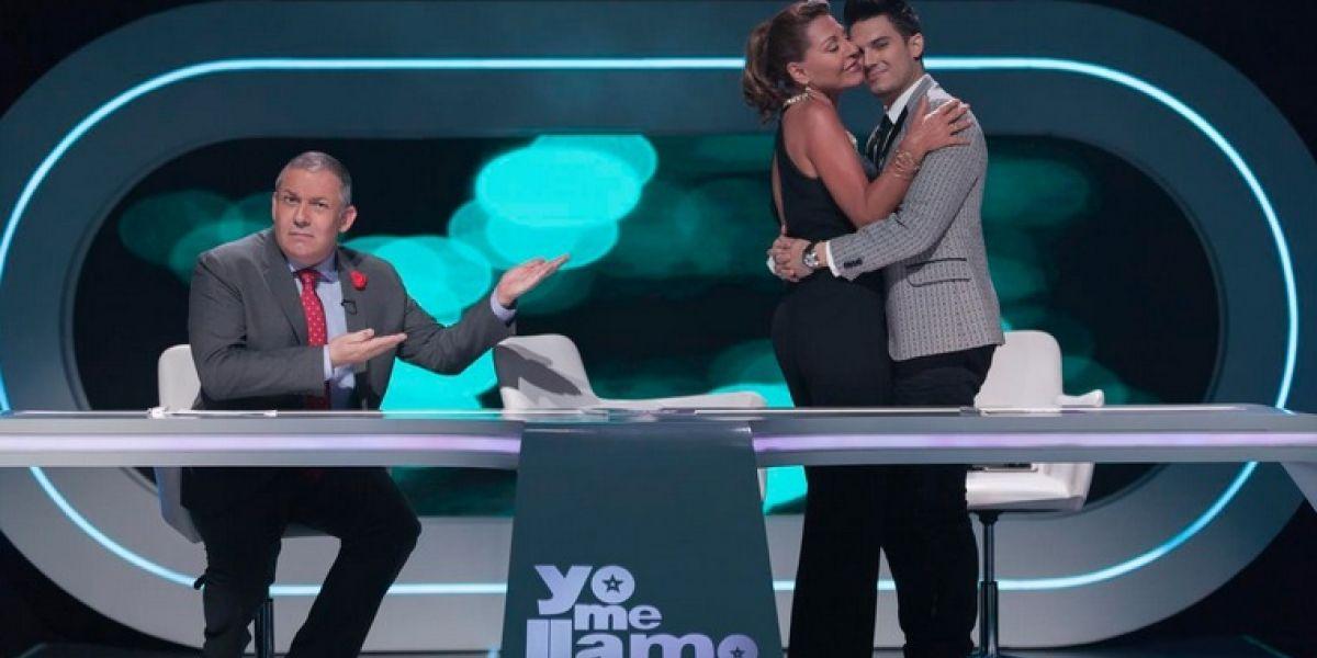 Así fue el beso entre Amparo Grisales y el joven cantante Sebastián Yatra