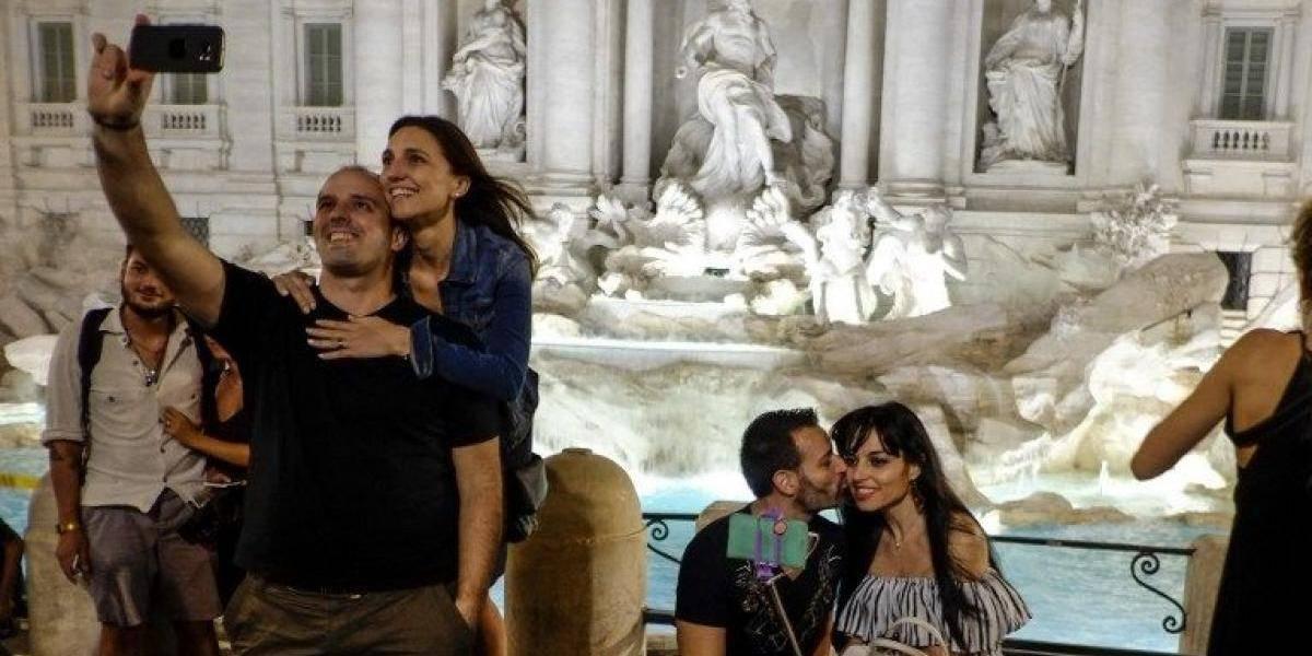 Alerta turistas: Roma estudia limitar el acceso a la Fontana di Trevi