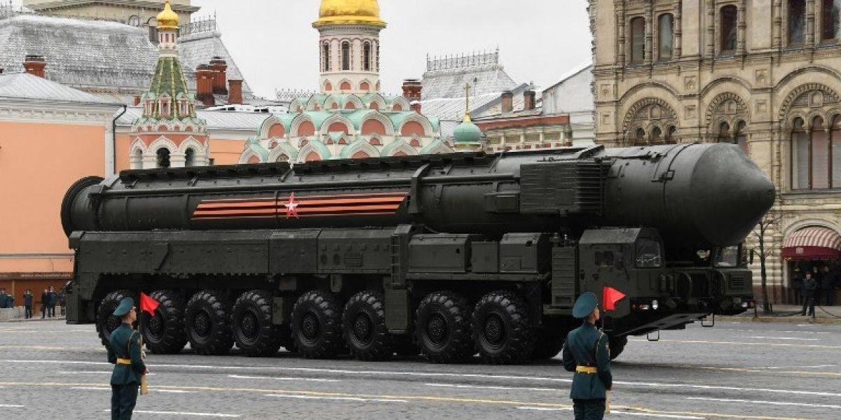 La muestra de fuerza rusa: las principales armas que mostró Moscú en el Día de la Victoria