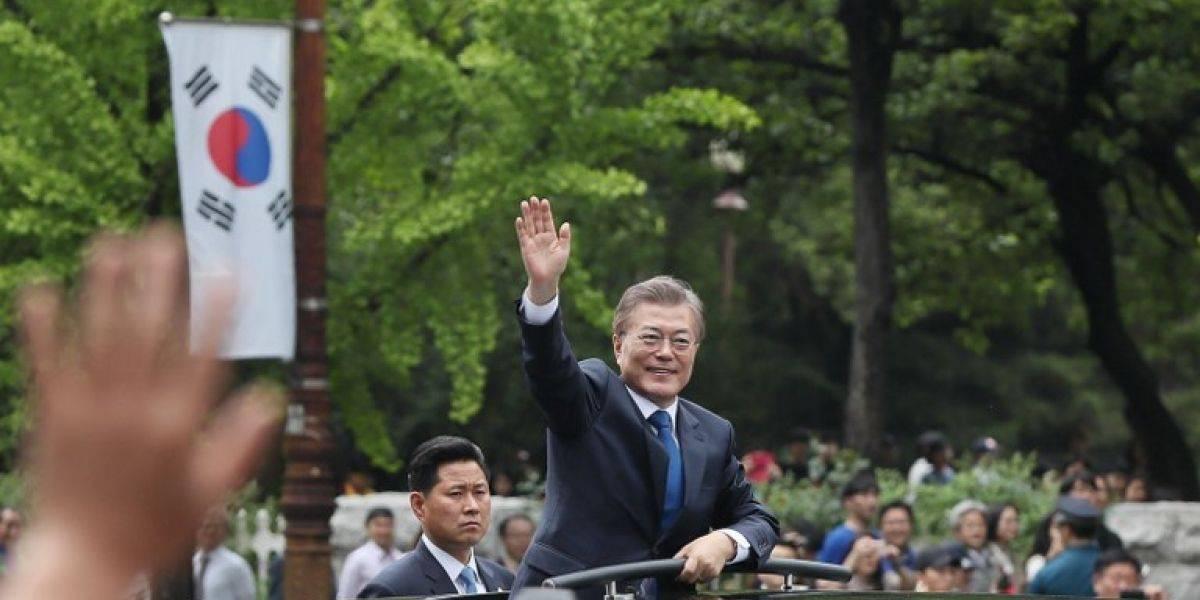 El nuevo líder de Corea del Sur está dispuesto a reunirse con Kim Jong-Un