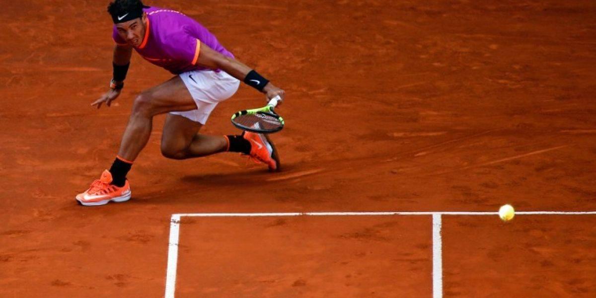 Nadal y Djokovic sufren para seguir con vida en el Masters de Madrid