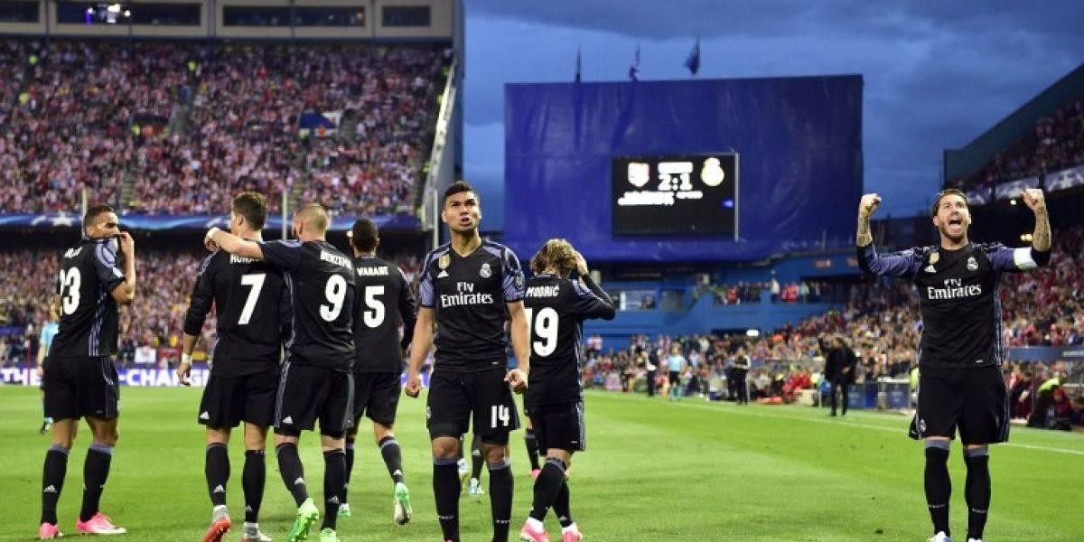 Atlético de Madrid no logró la hazaña y Real Madrid irá por su duodécima Champions League