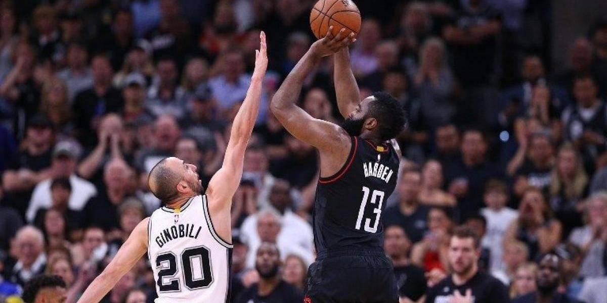 Manu Ginóbili agranda su leyenda en la NBA en triunfo clave de San Antonio