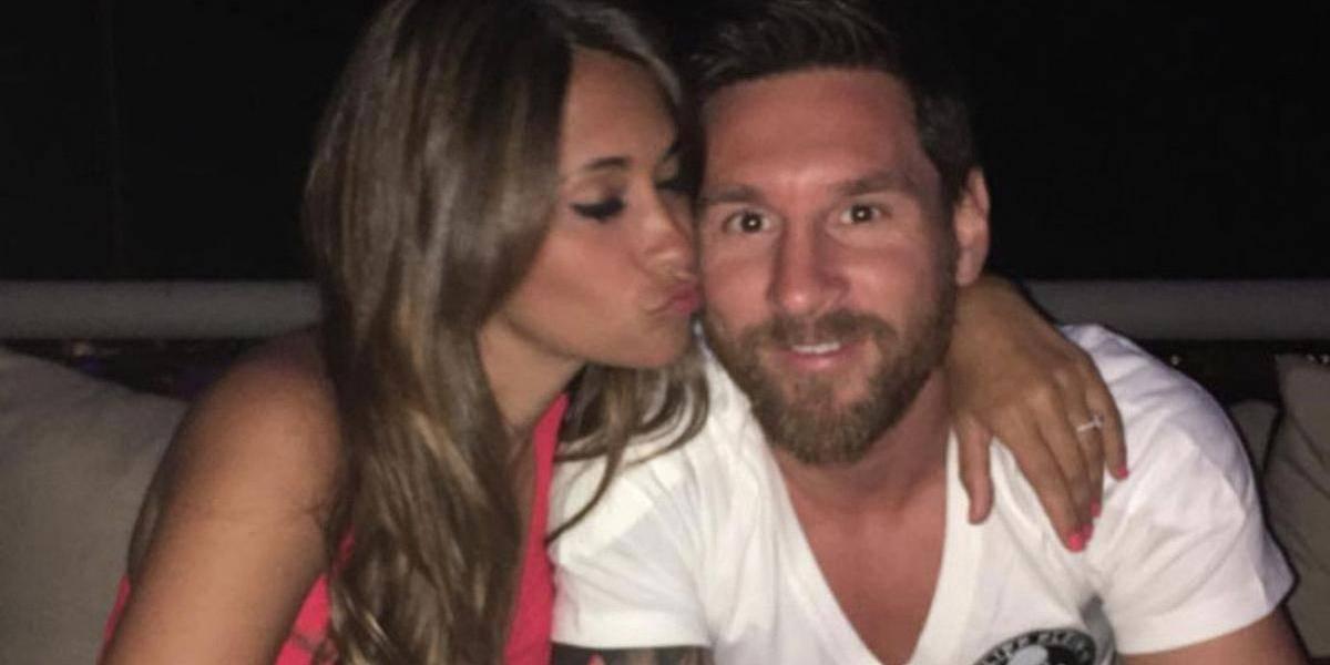 ¡Todo listo! Revelan fecha y lugar de la boda de Messi con Antonella