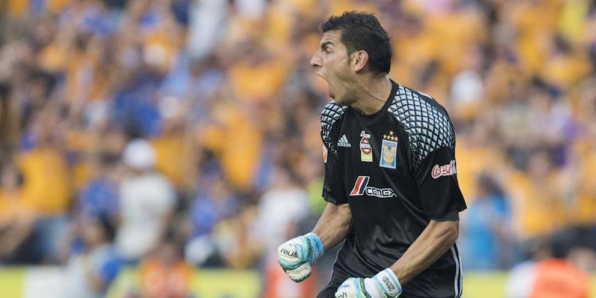 Tigres supera a Monterrey en la ida de los cuartos de final