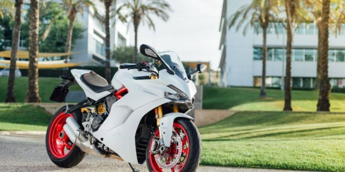 Supersport S, la novedad de Ducati para el mercado chileno
