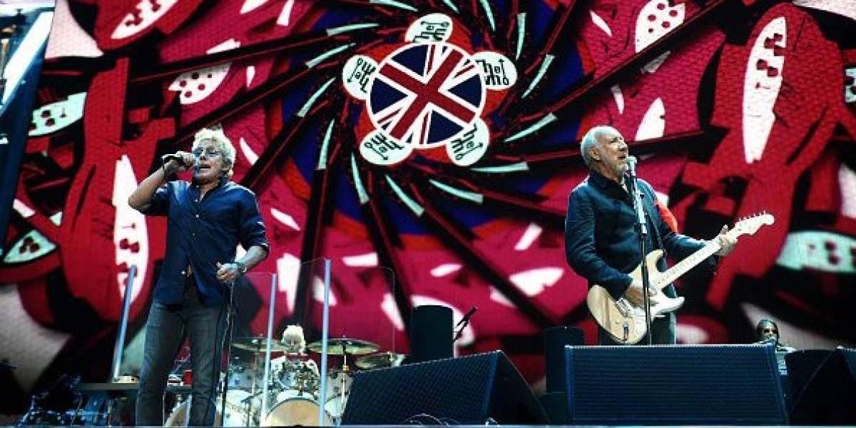 La razón por la que peligra el mega concierto encabezado por The Who en Chile