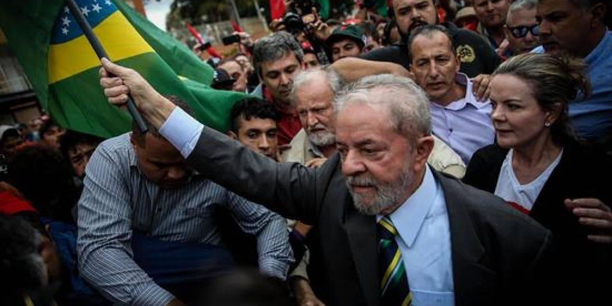 """Lula: """"Estoy vivo y preparándome para volver a ser candidato a la presidencia"""""""