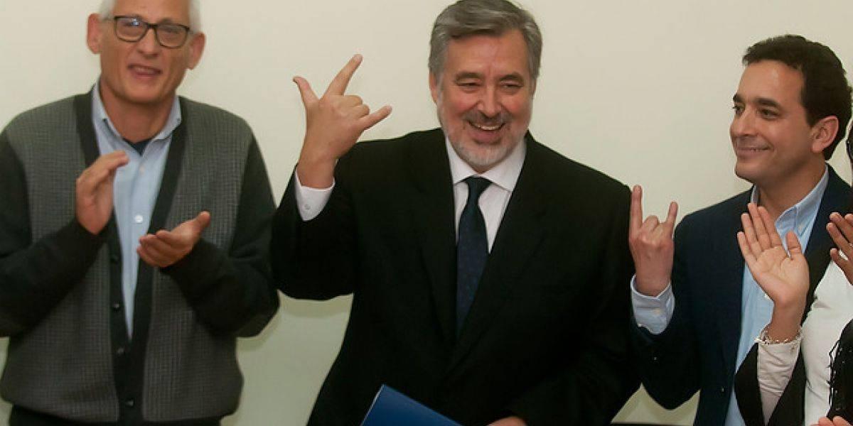 PPD anuncia fecha de la proclamación de Alejandro Guillier como candidato presidencial