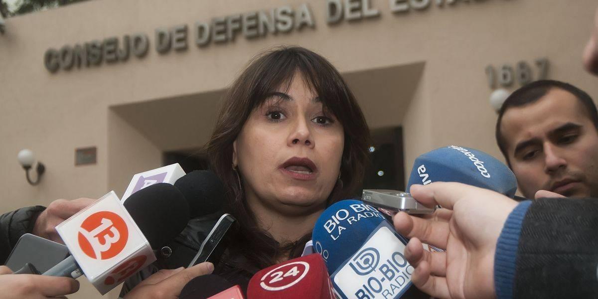 """Fraude en Carabineros: Javiera Blanco afirmó que """"no ejercía controles de tipo presupuestarios"""""""